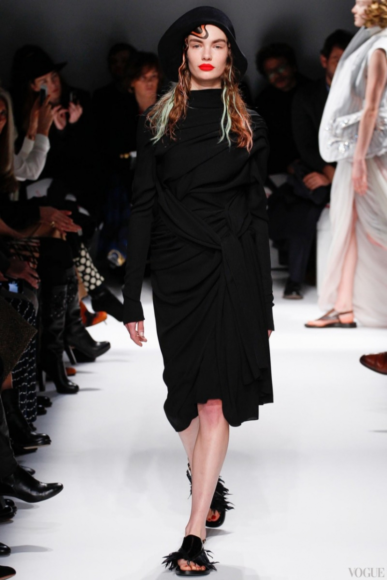 Schiaparelli Couture весна-лето 2014 #18