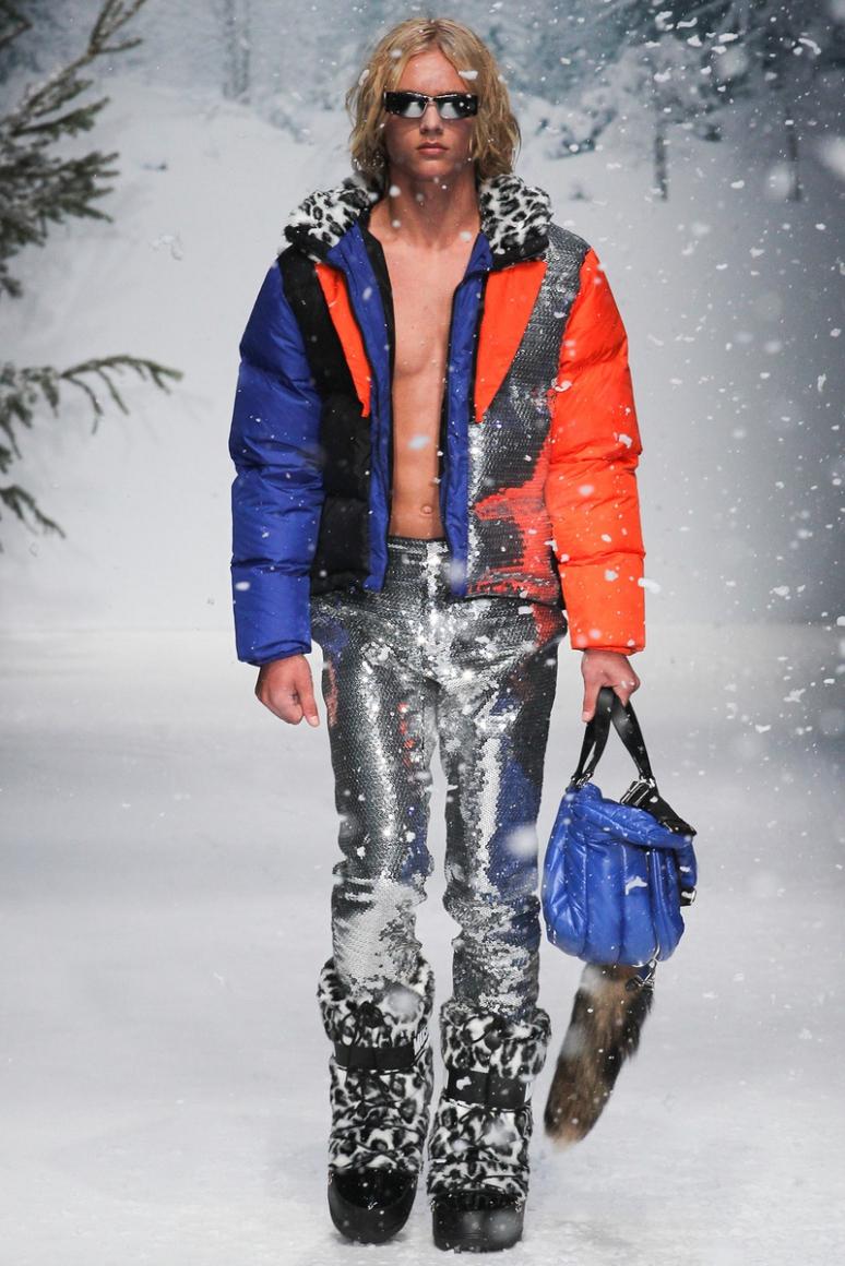 Moschino Menswear осень-зима 2015/2016 #9