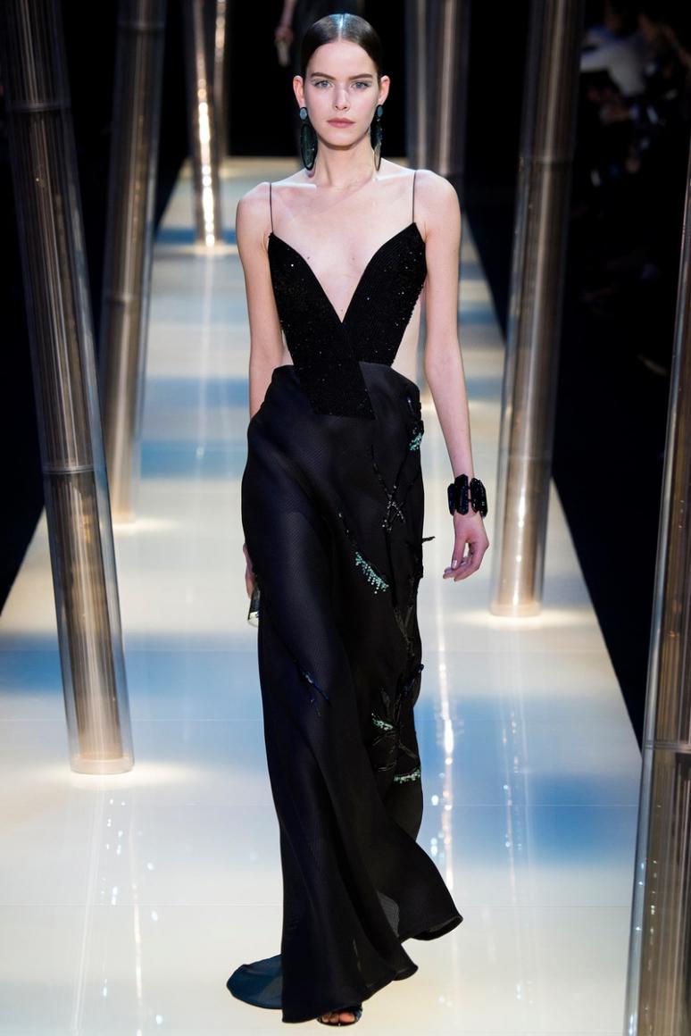 Armani Priv? Couture весна-лето 2015 #18