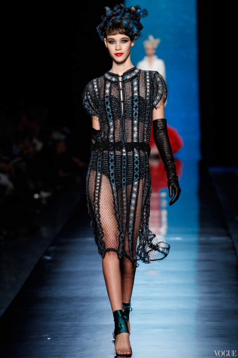 Jean Paul Gaultier Couture весна-лето 2014 #29