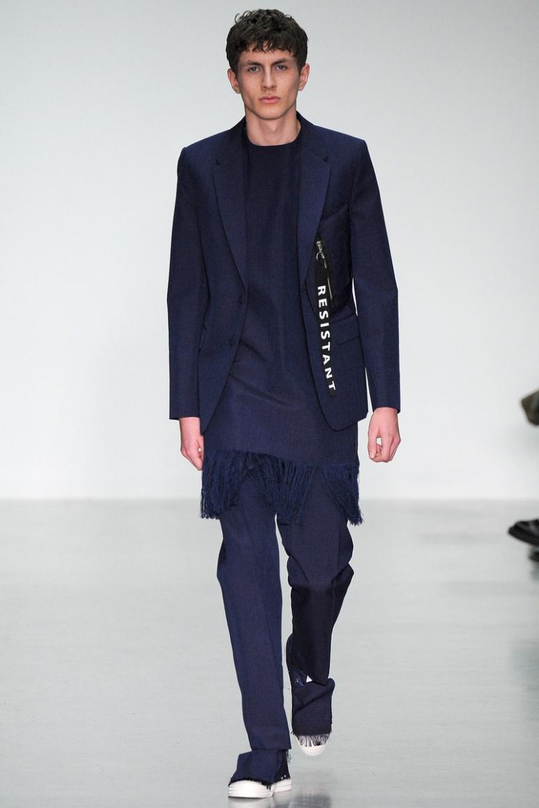 Matthew Miller Menswear осень-зима 2015/2016 #1