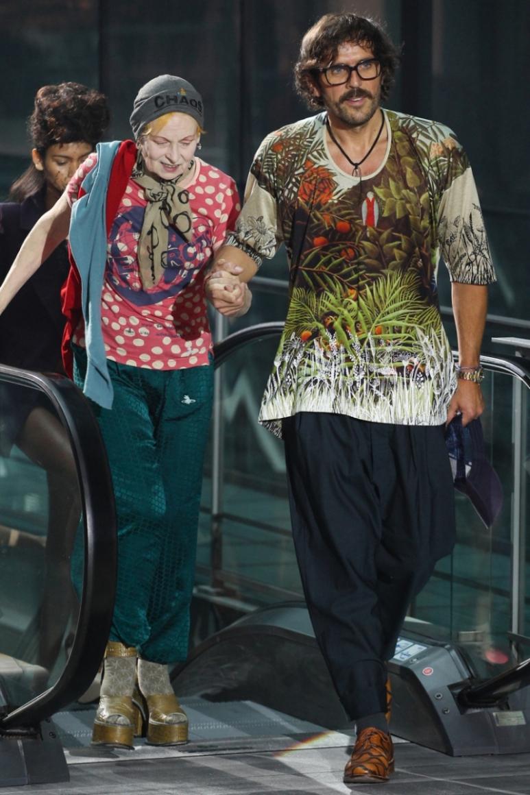 Vivienne Westwood весна-лето 2014 #1