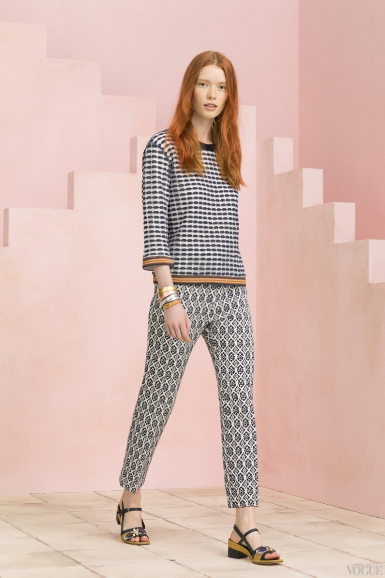 Tory Burch Resort 2015 #7