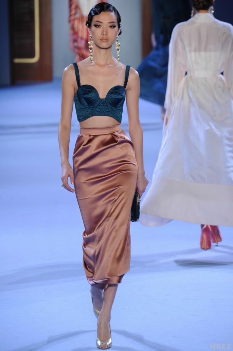 Ulyana Sergeenko Couture весна-лето 2014 #42
