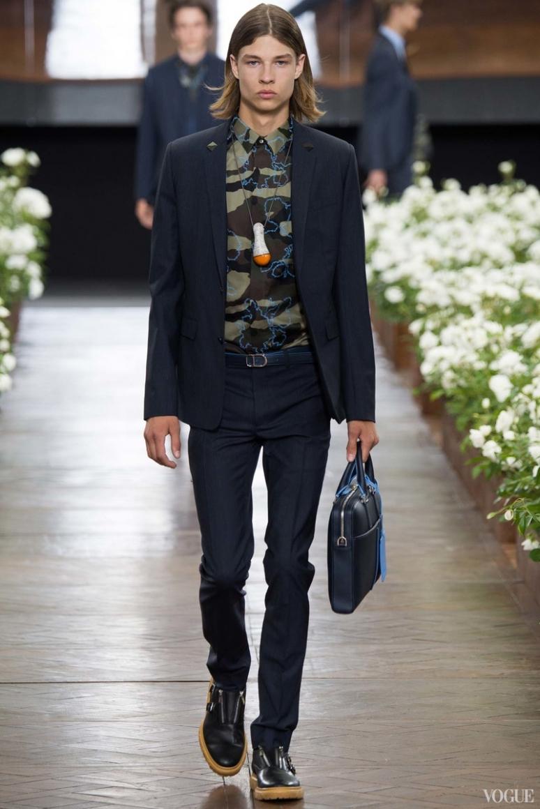 Dior Homme Menswear весна-лето 2016 #42