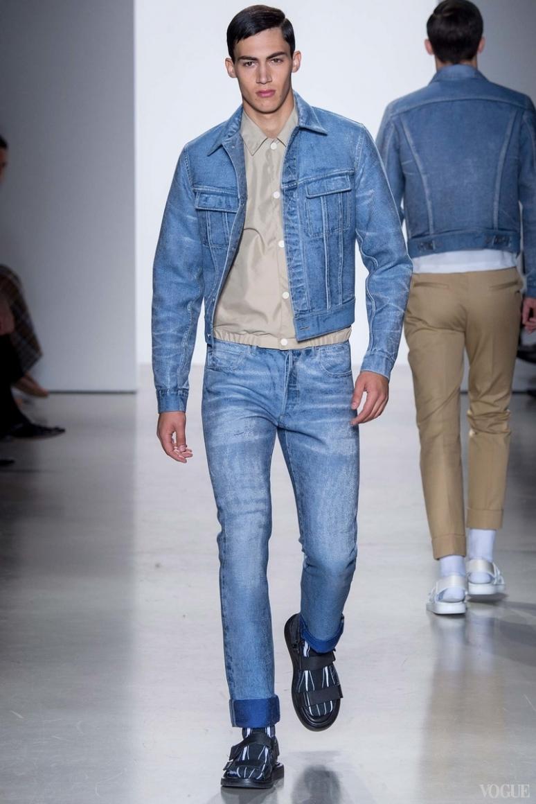Calvin Klein Menswear весна-лето 2016 #15