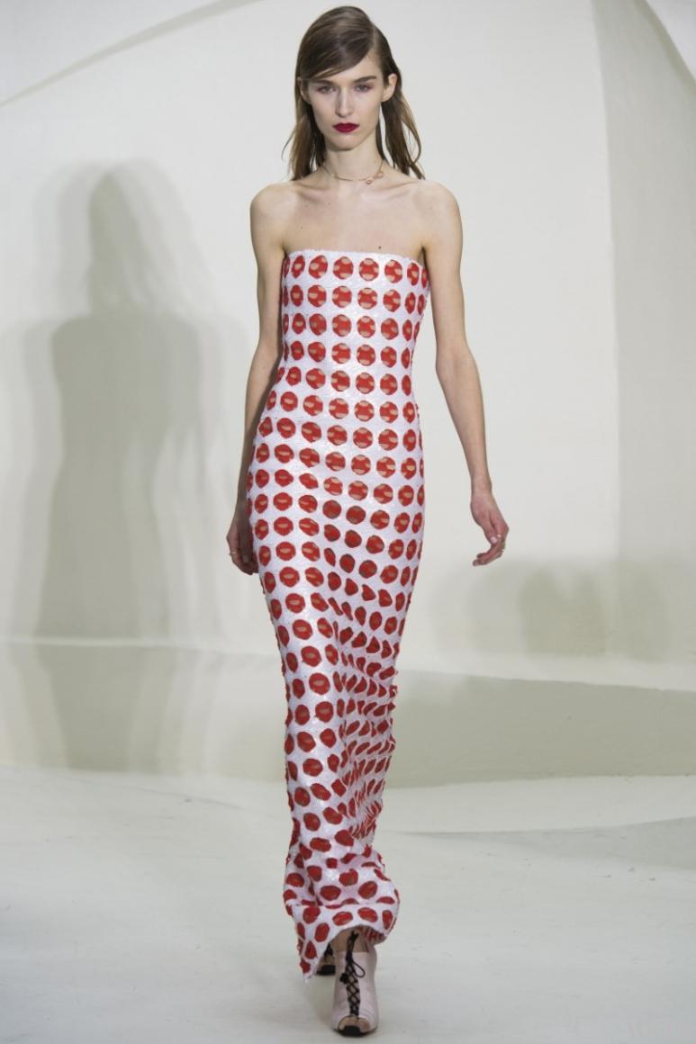 Christian Dior Couture весна-лето 2014 #12