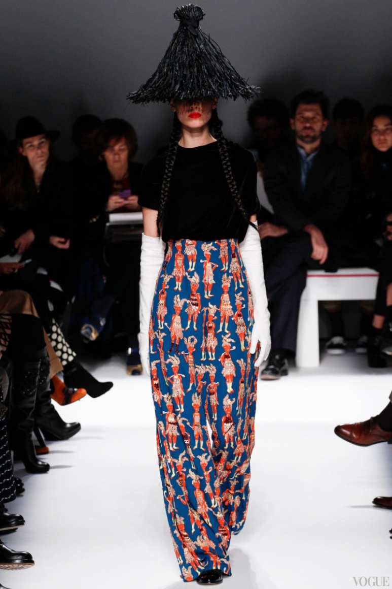 Schiaparelli Couture весна-лето 2014 #12