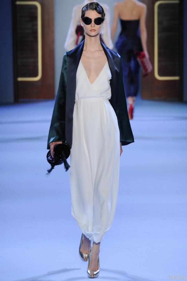 Ulyana Sergeenko Couture весна-лето 2014 #27