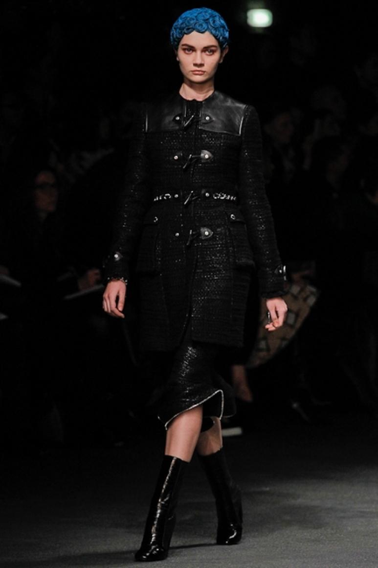 Givenchy осень-зима 2013/2014 #19