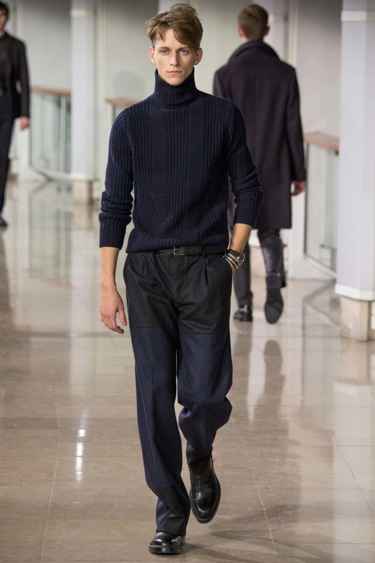 Hermes Menswear осень-зима 2015/2016 #10