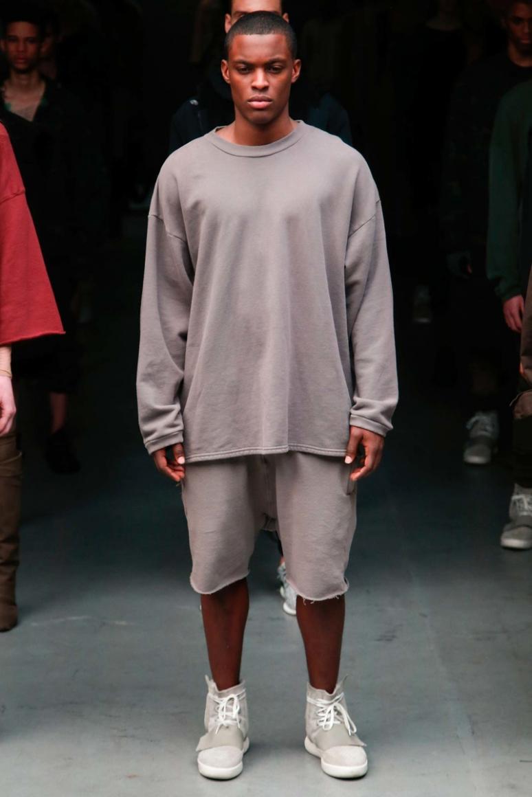 Kanye West x Adidas Originals осень-зима 2015/2016 #12