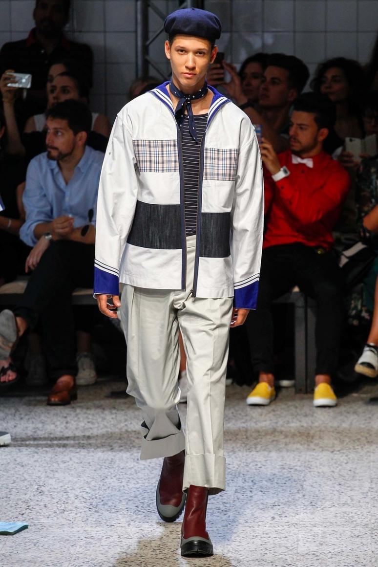 Antonio Marras Menswear весна-лето 2016 #2