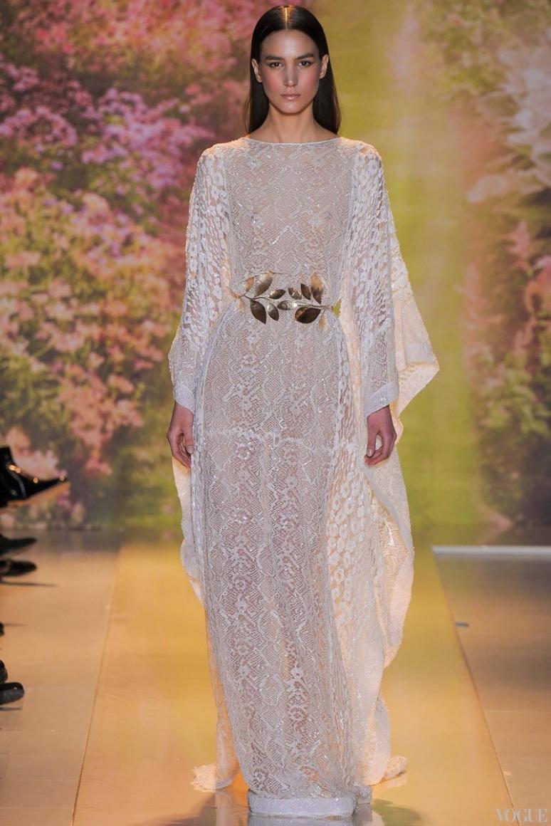 Zuhair Murad Couture весна-лето 2014 #38