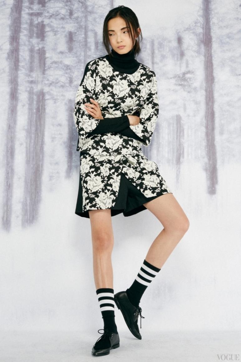 Tibi Couture весна-лето 2013 #8