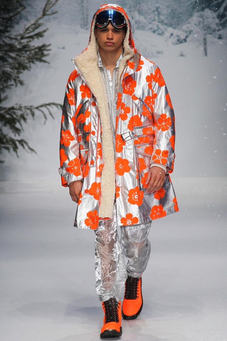 Moschino Menswear осень-зима 2015/2016 #30