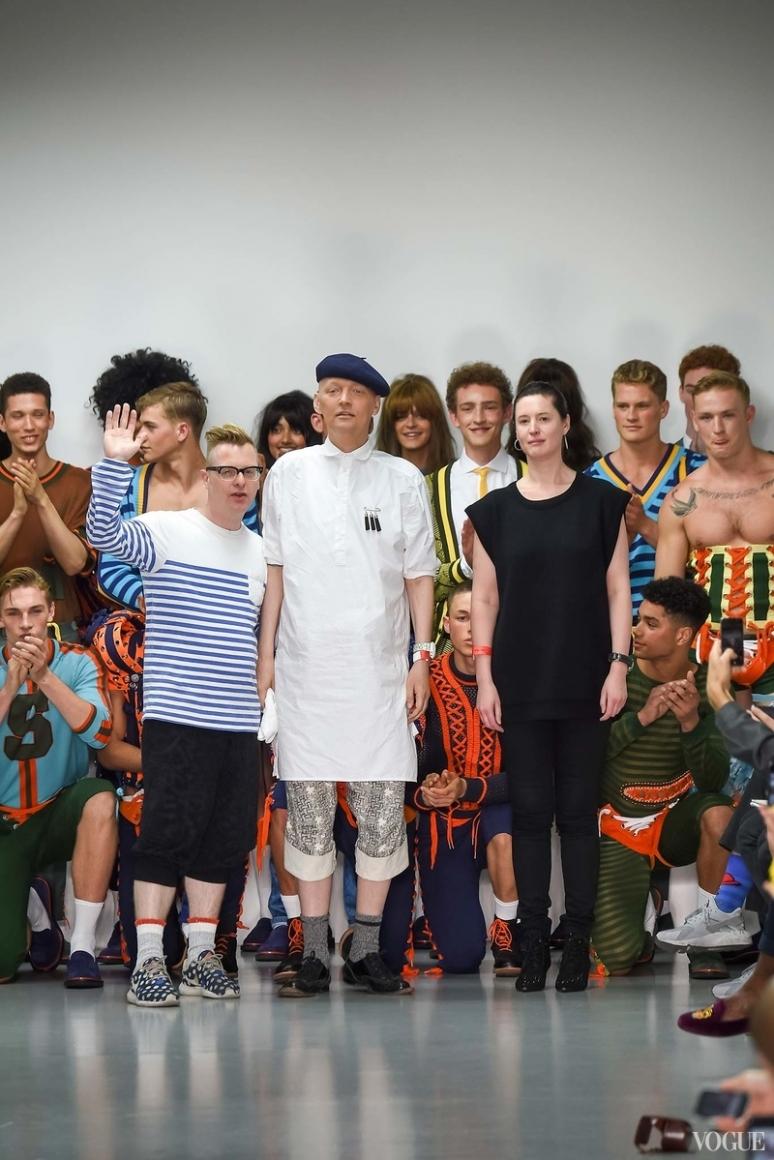 Sibling Menswear весна-лето 2016 #1