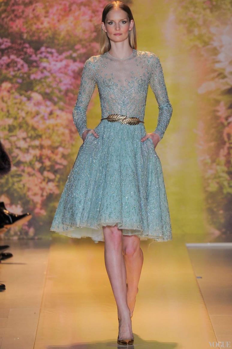 Zuhair Murad Couture весна-лето 2014 #21