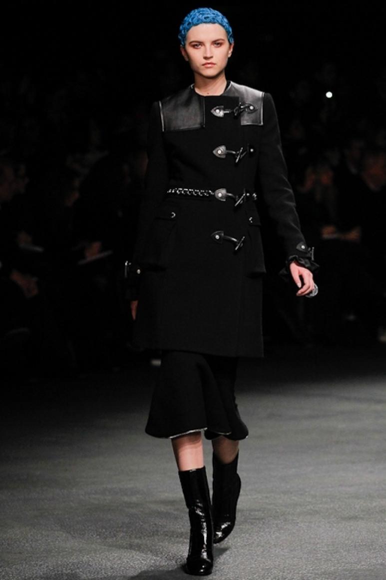 Givenchy осень-зима 2013/2014 #17