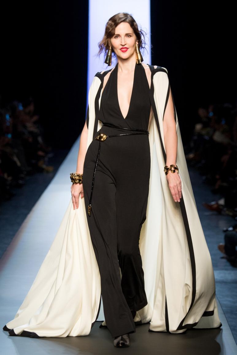Jean Paul Gaultier Couture весна-лето 2015 #30