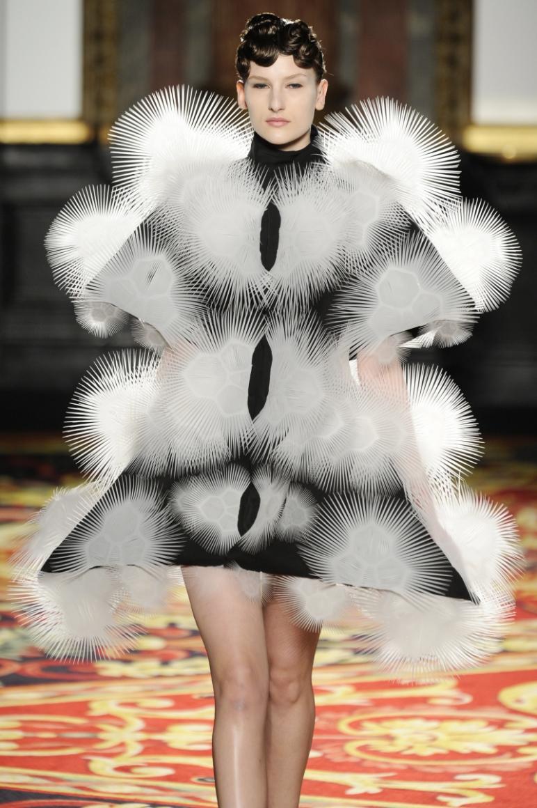 Iris Van Herpen Couture весна-лето 2013 #7