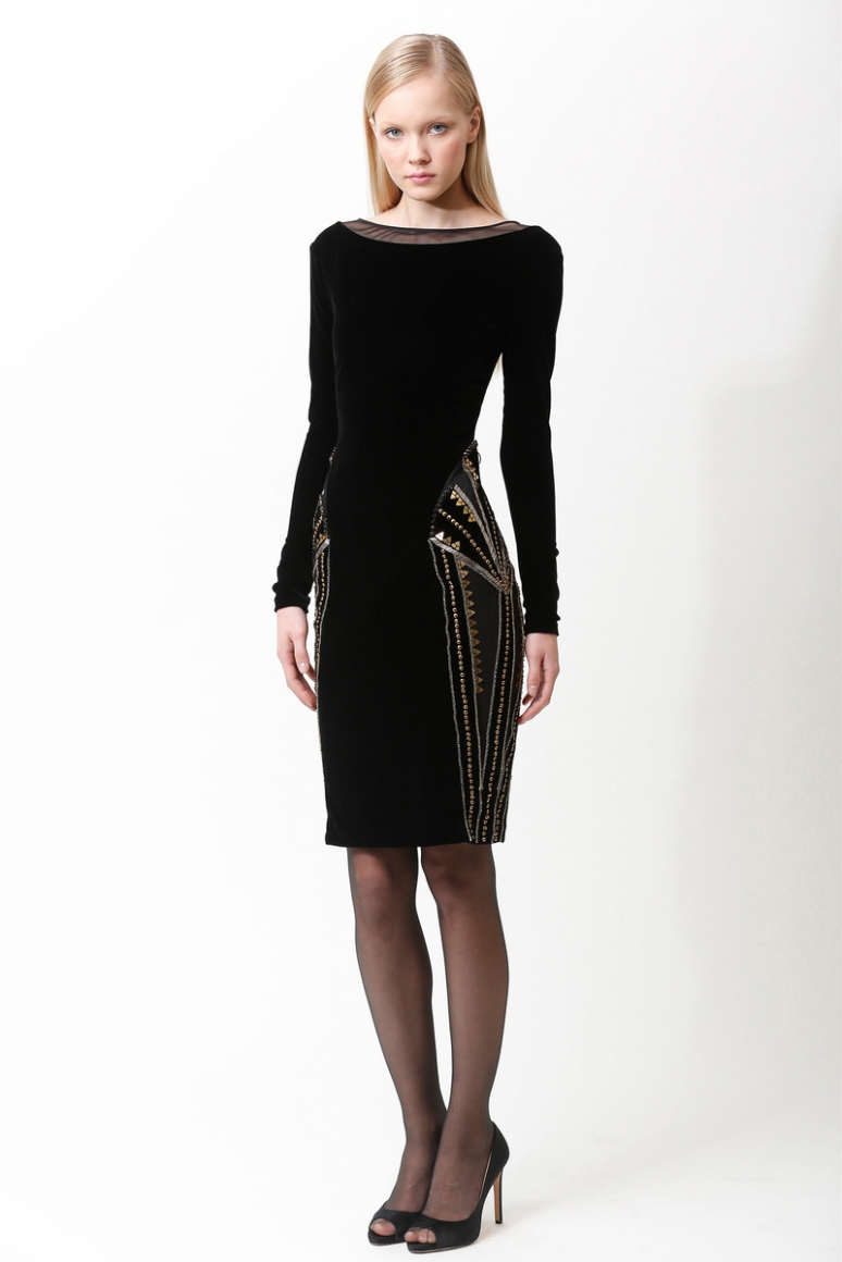 Badgley Mischka Pre-Fall 2013 #11