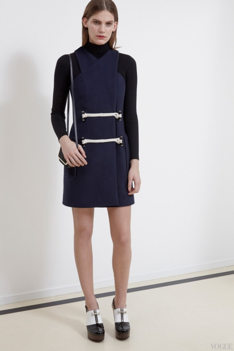 Carven Couture весна-лето 2013 #25
