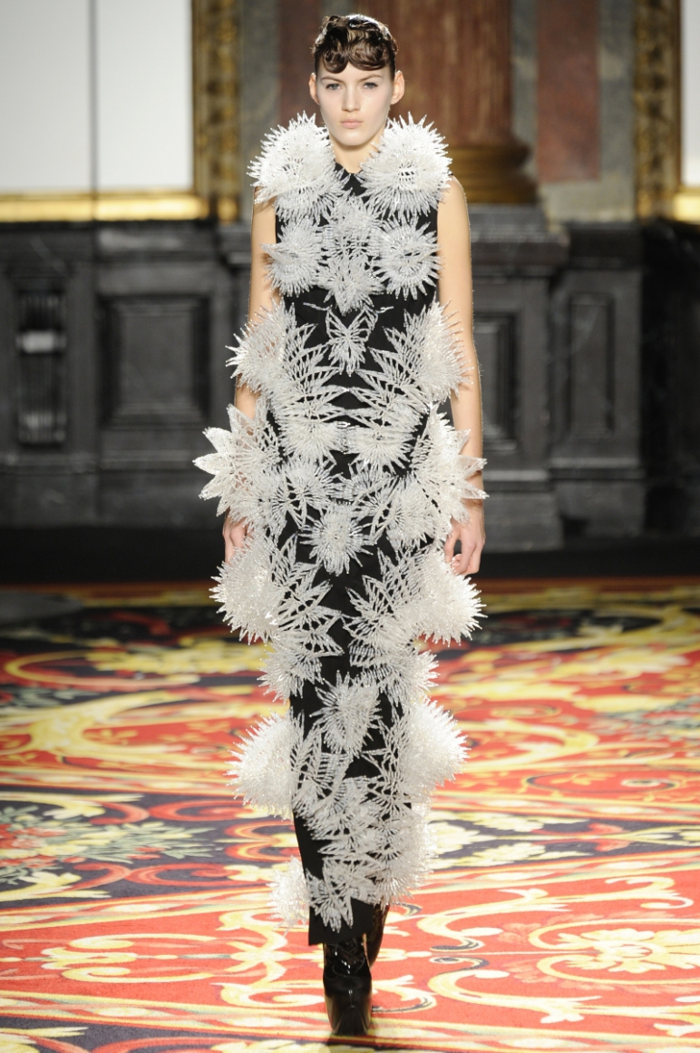 Iris Van Herpen Couture весна-лето 2013 #13