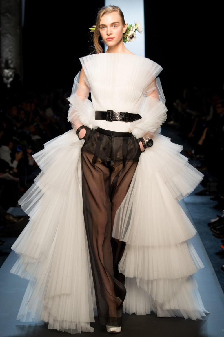 Jean Paul Gaultier Couture весна-лето 2015 #11