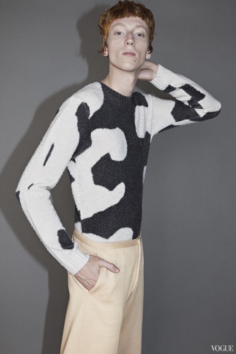 Acne Menswear весна-лето 2016 #4