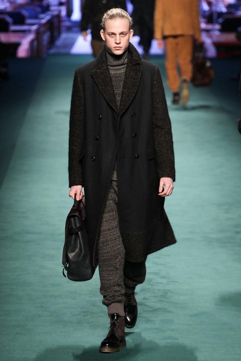 Etro Menswear осень-зима 2015/2016 #31