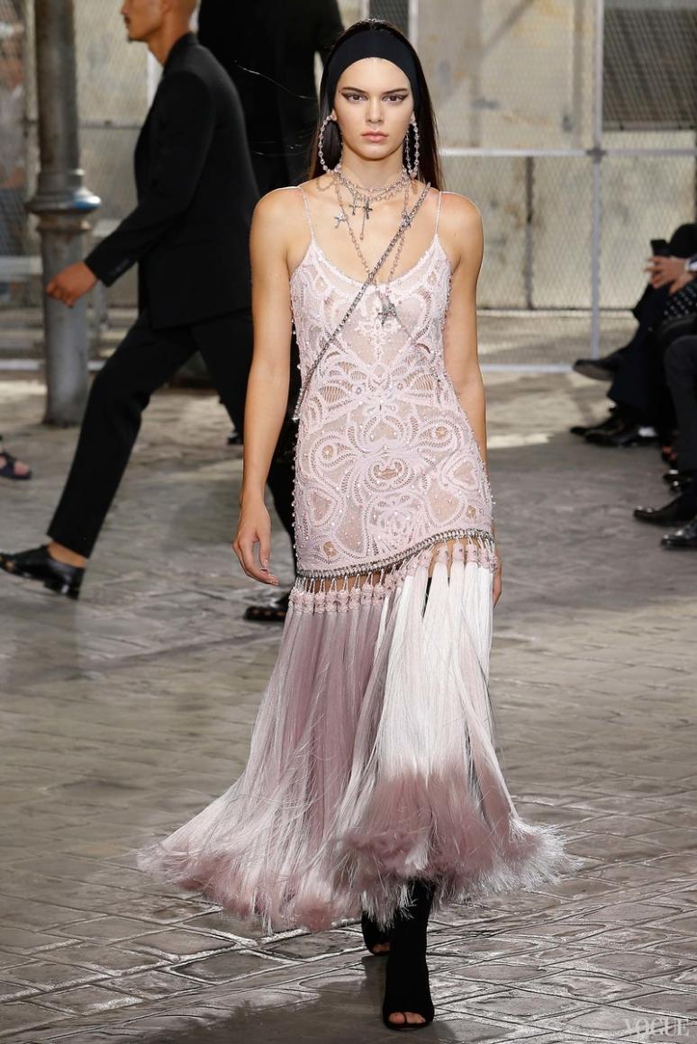 Givenchy Menswear весна-лето 2016 #53