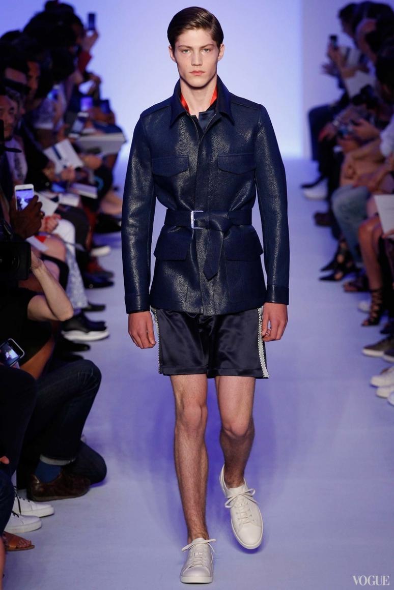 Louis Vuitton Menswear весна-лето 2016 #34
