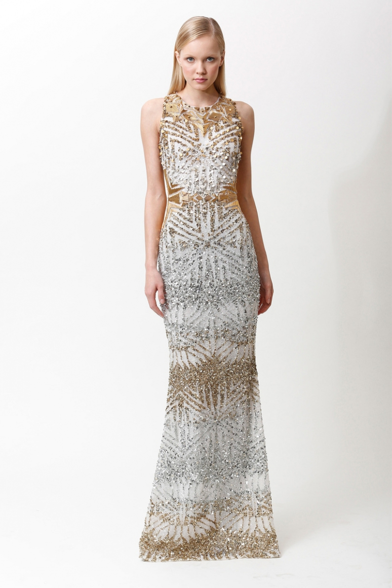 Badgley Mischka Pre-Fall 2013 #22