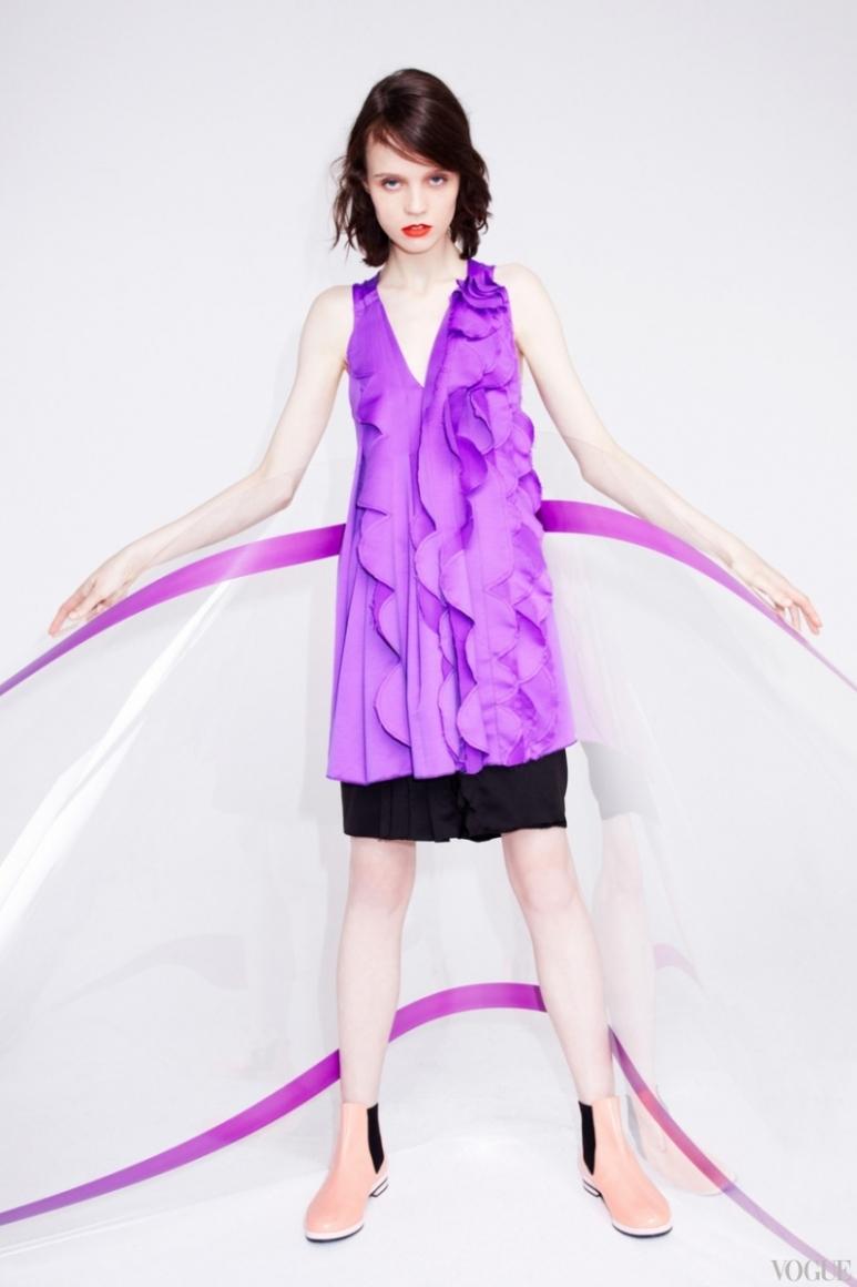 Sonia by Sonia Rykiel Couture весна-лето 2013 #7
