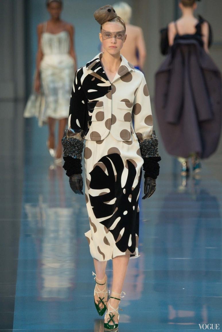 Maison Martin Margiela Couture осень-зима 2015/2016 #11