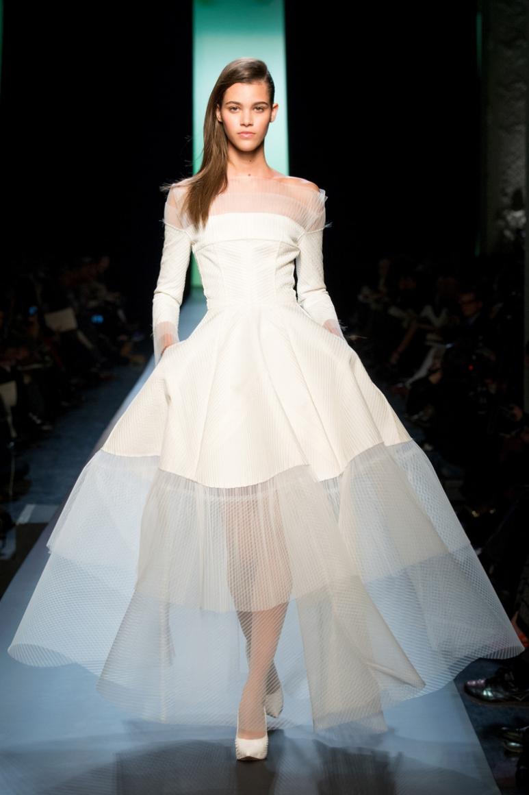 Jean Paul Gaultier Couture весна-лето 2015 #20