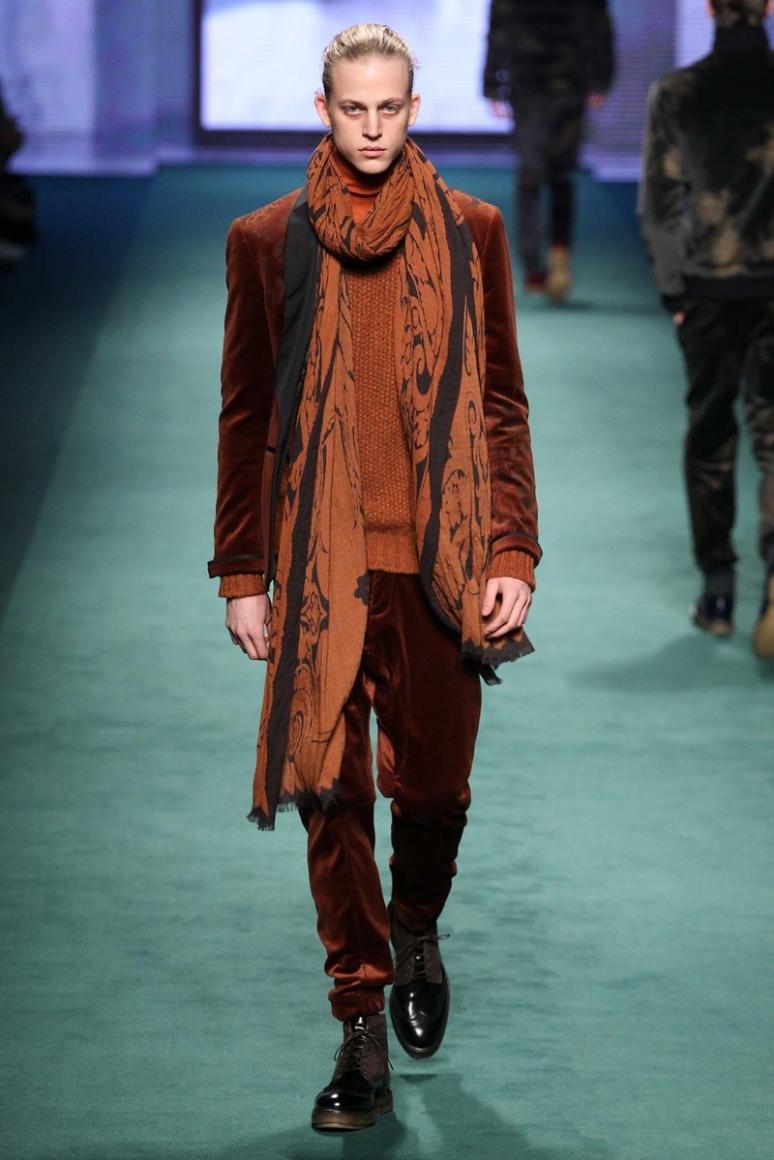 Etro Menswear осень-зима 2015/2016 #3
