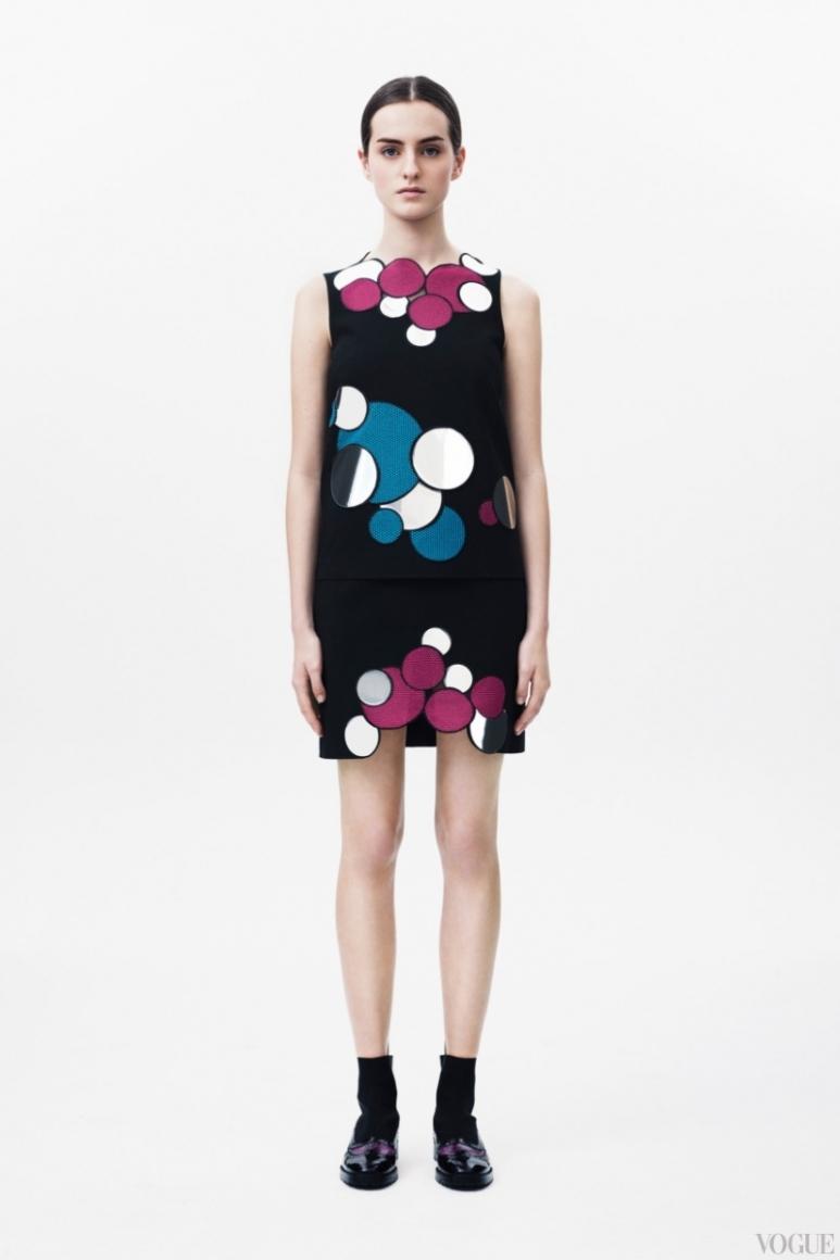 Christopher Kane Couture весна-лето 2013 #1