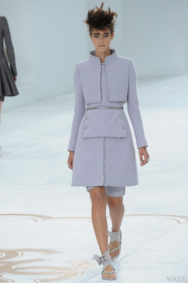 Chanel Couture осень-зима 2014/2015 #61