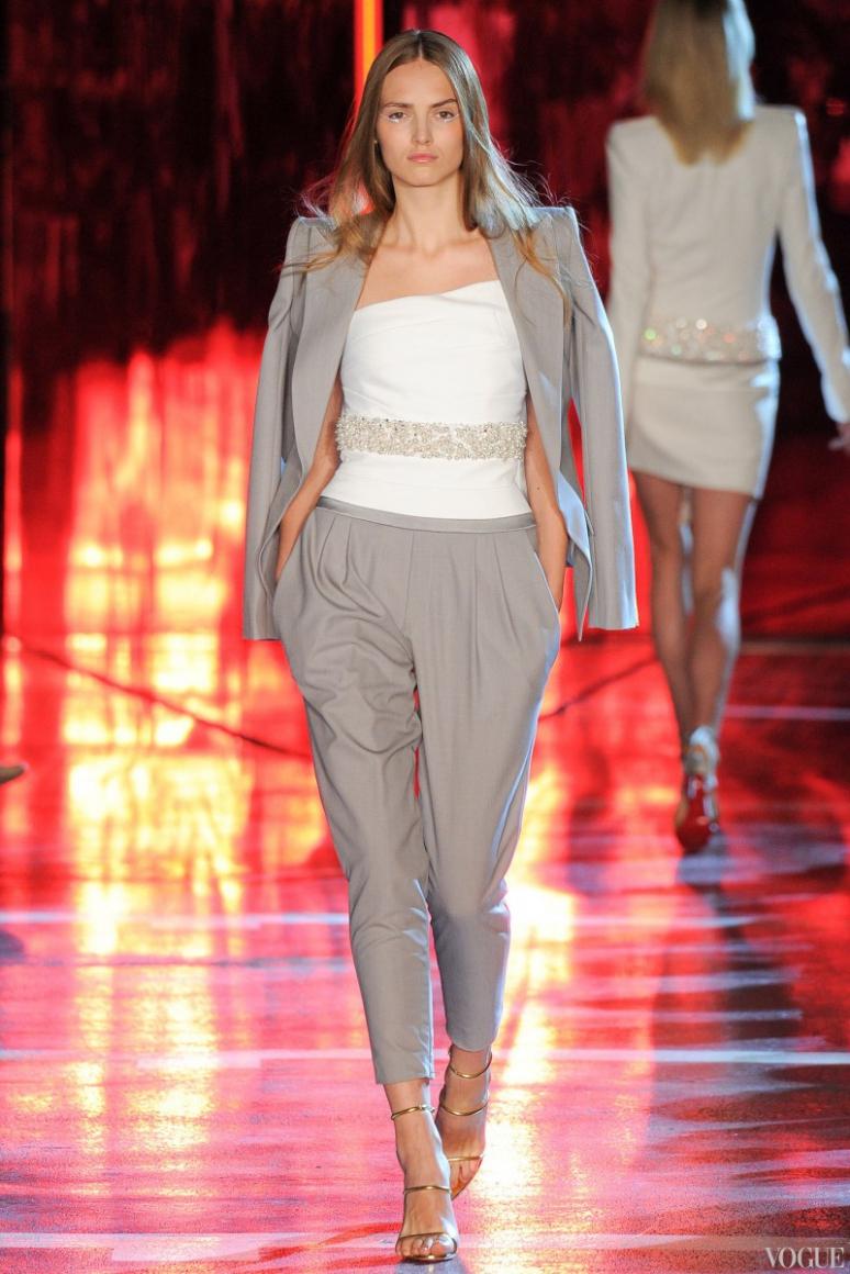 Alexandre Vauthier Couture осень-зима 2014/2015 #25