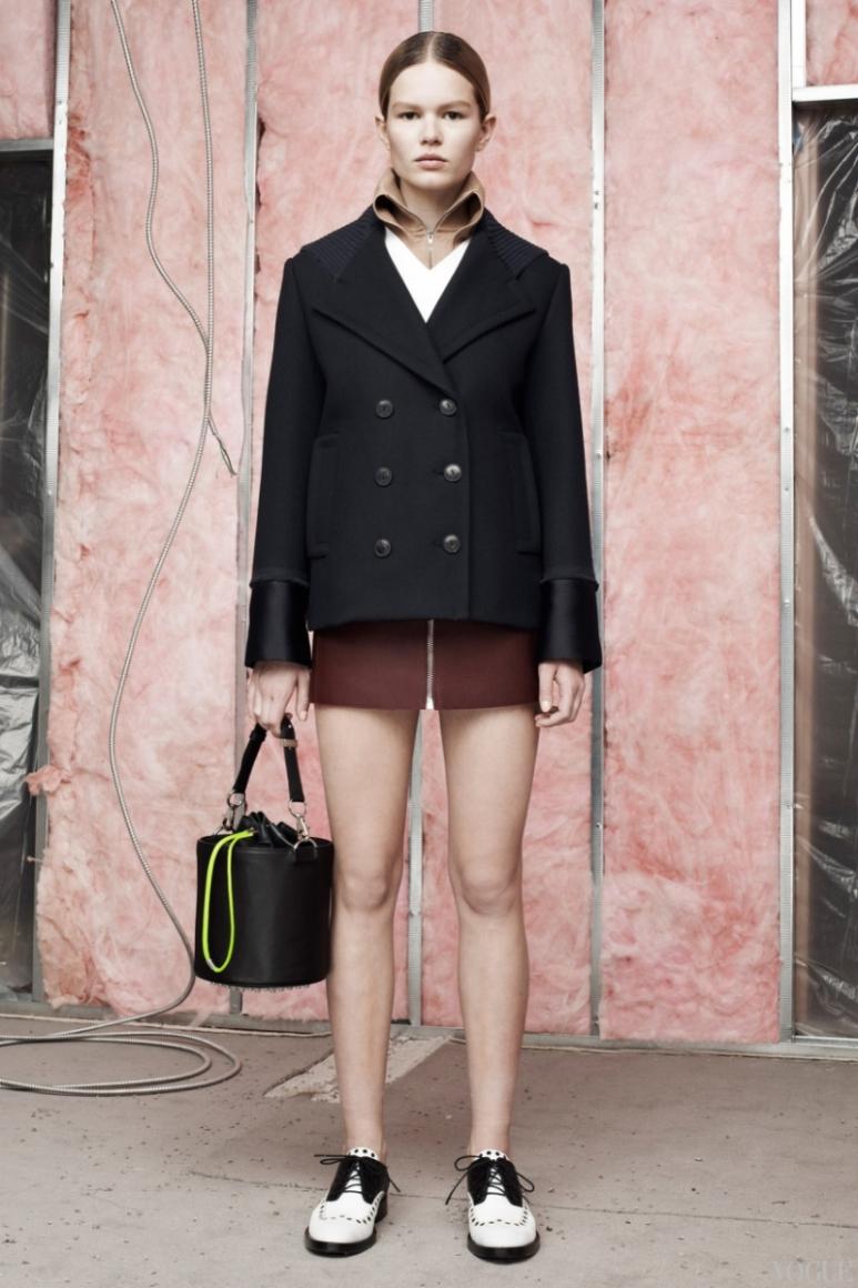 Alexander Wang Couture весна-лето 2013 #15