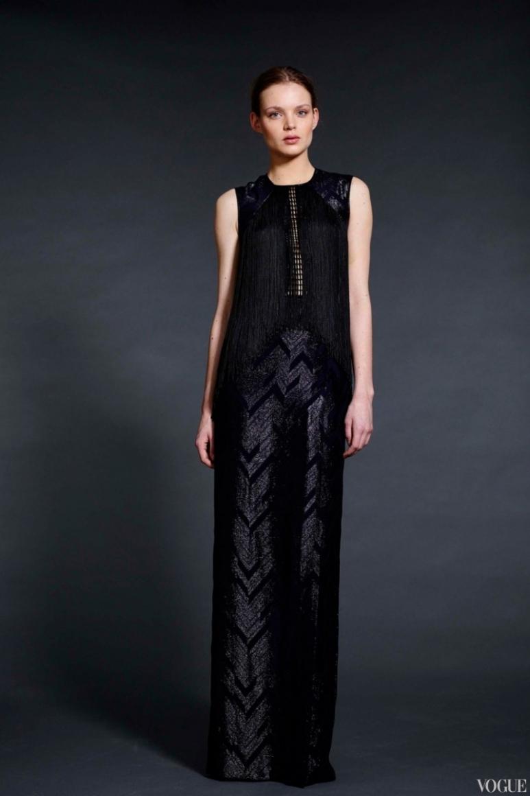 Yigal Azrou?l Couture весна-лето 2013 #2