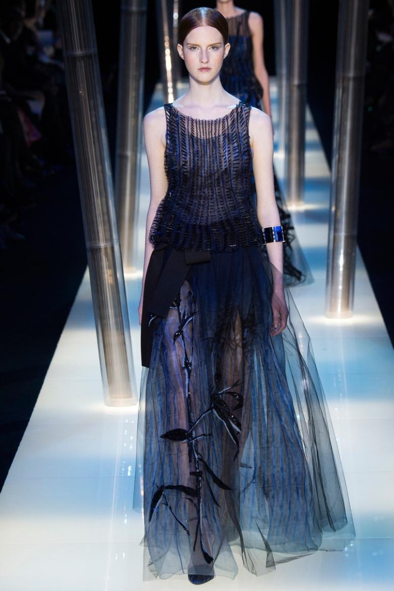 Armani Priv? Couture весна-лето 2015 #12