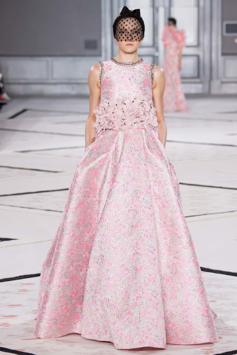 Giambattista Valli Couture весна-лето 2015 #8