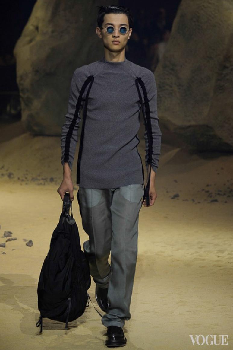 Kenzo Menswear весна-лето 2016 #37