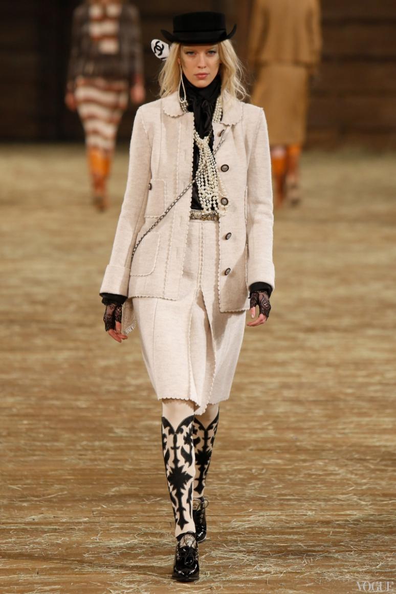 Chanel Couture весна-лето 2013 #92