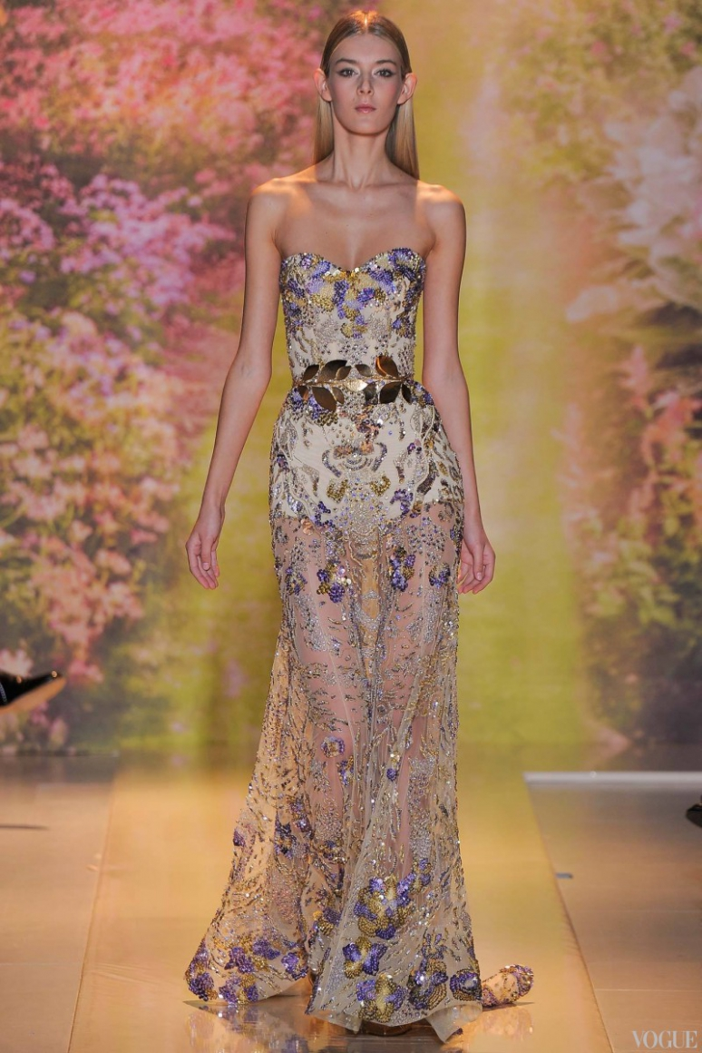 Zuhair Murad Couture весна-лето 2014 #8