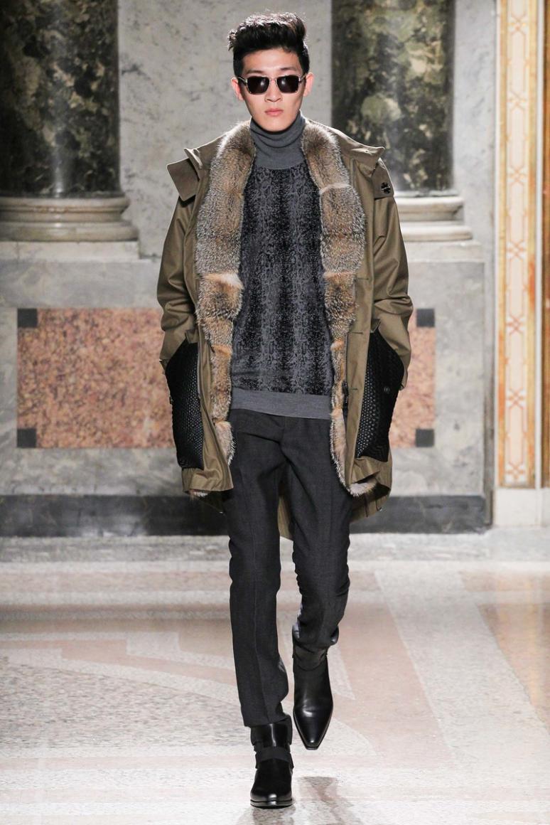 Roberto Cavalli Menswear осень-зима 2015/2016 #21