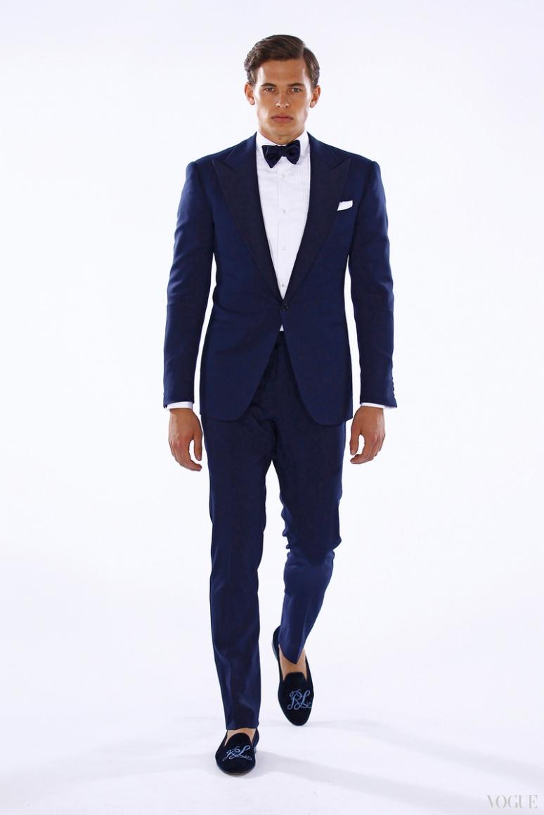 Ralph Lauren Menswear весна-лето 2016 #17